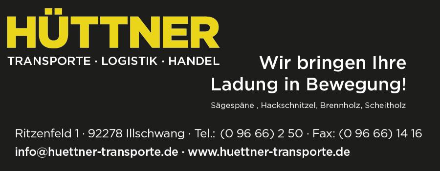 Hüttner Transporte - Illschwang
